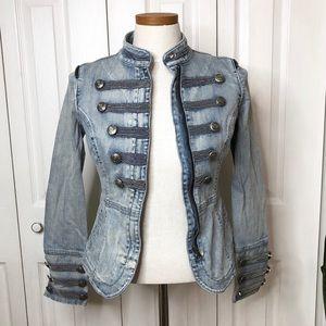 Guess premium denim jacket, limited edition jacket